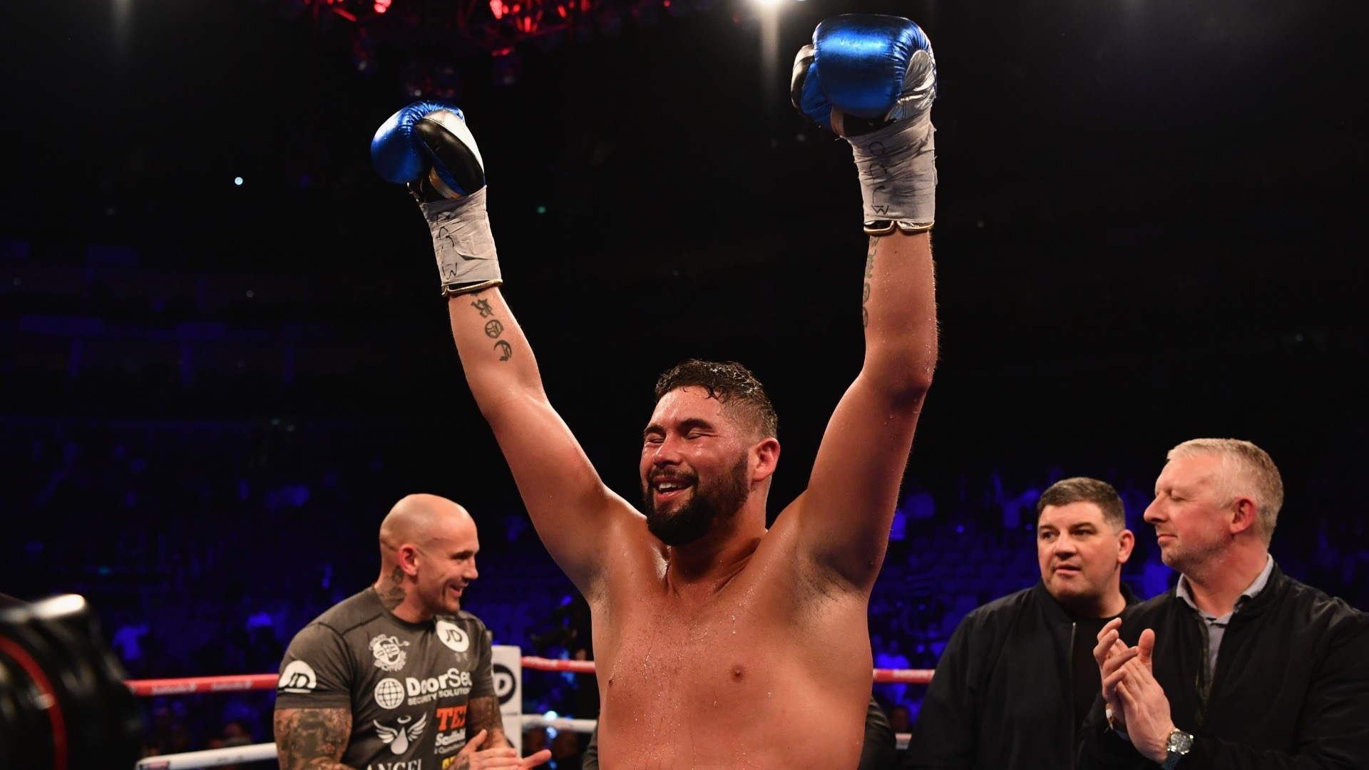 Tony Bellew Could Be Heading For UFC Bout After David Haye Postponement