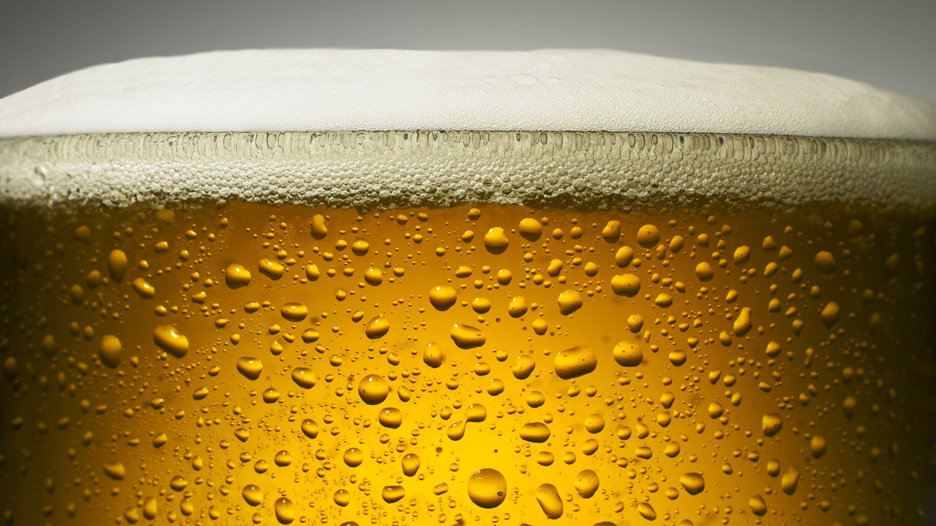A refreshing glass of beer.