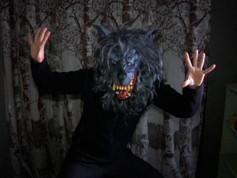 A clip from Creep.