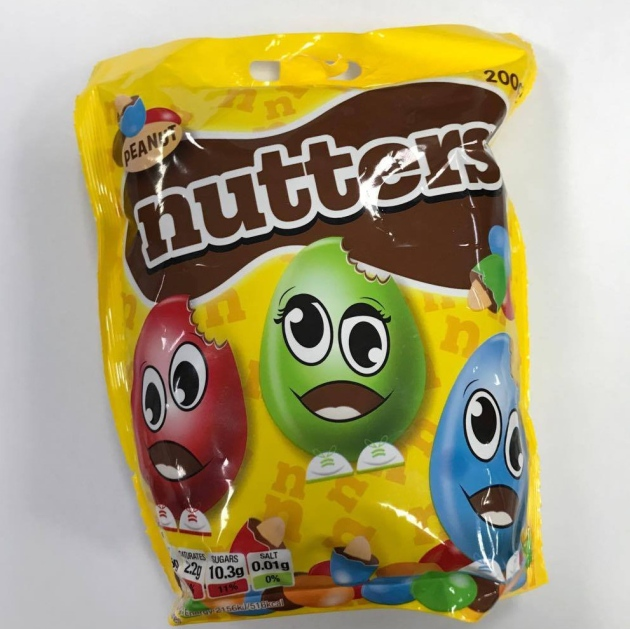 A bag of Nutters.
