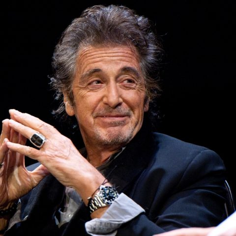 Acting legend Al Pacino.