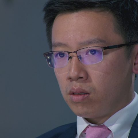 The Apprentice candidate Jeff Wan.