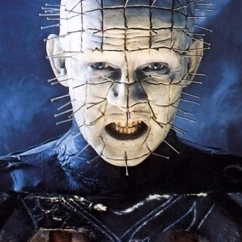Pinhead in Hellraiser.