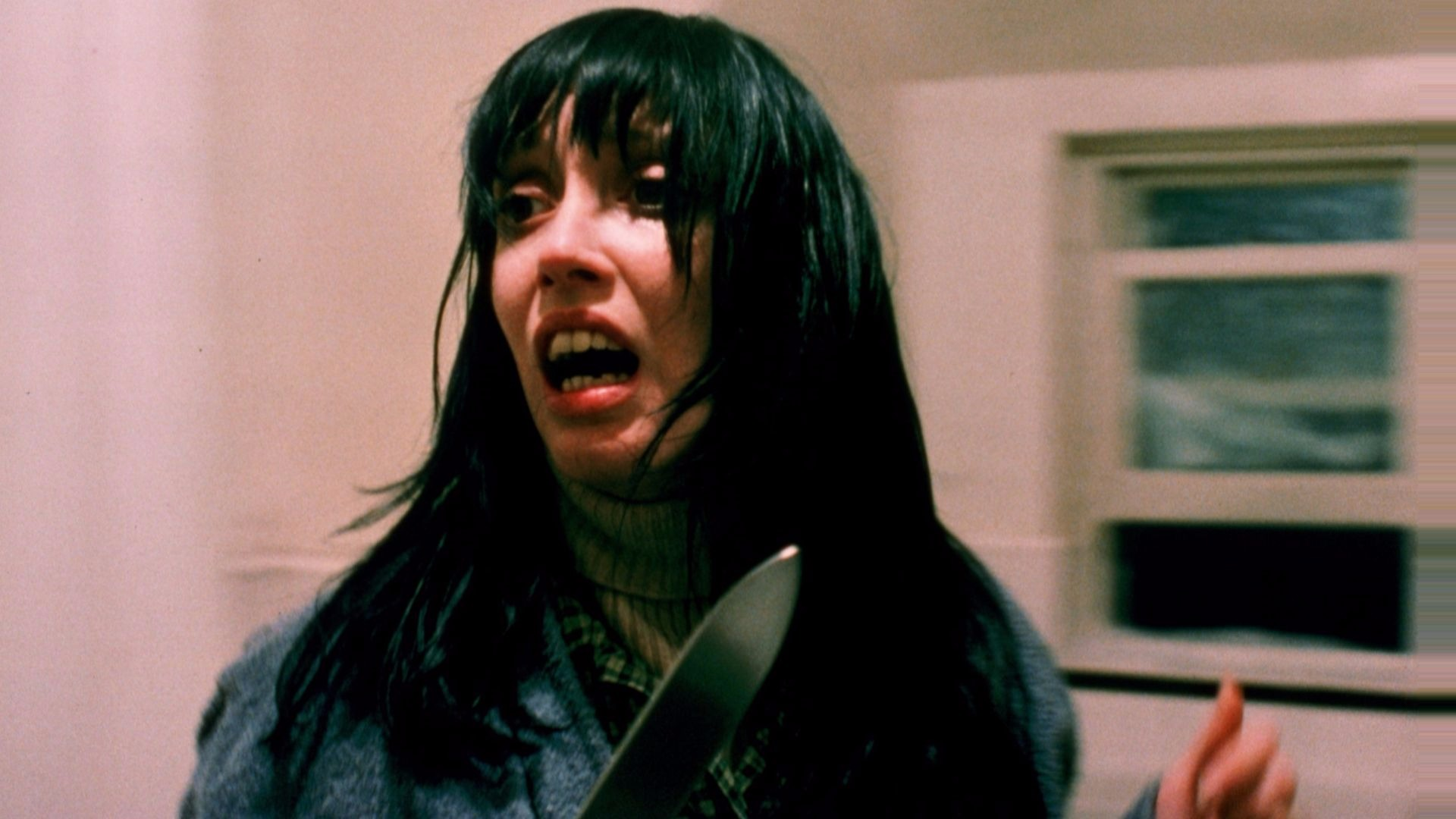 The Shining's Shelley Duvall.