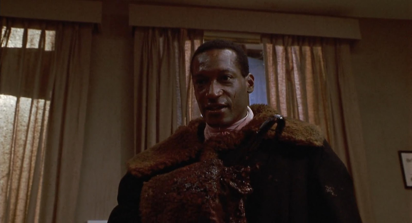 Tony Todd as Candyman.