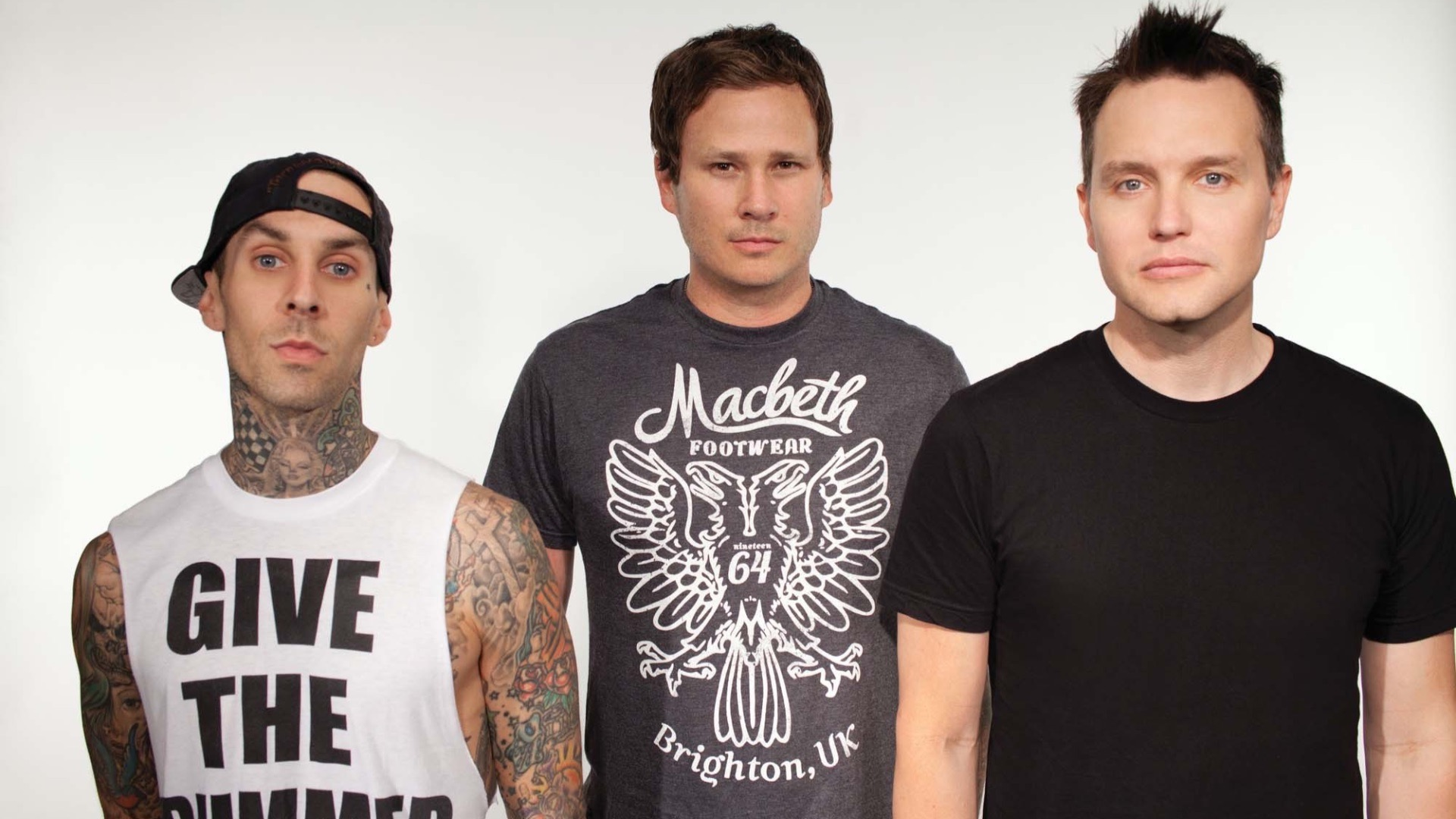The old Blink 182 lineup