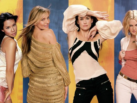 A promo from Charlie's Angels 2: Full Throttle.