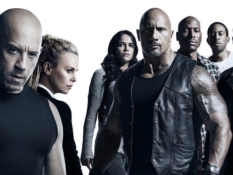 Fast and Furious cast.