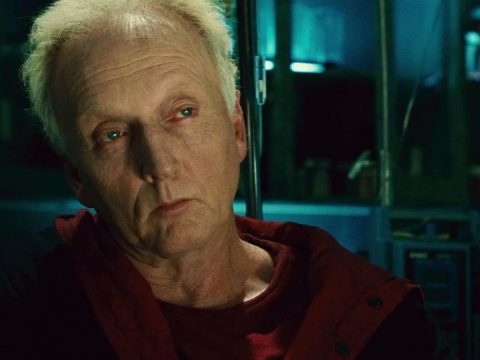 Tobin Bell in the Saw movies.