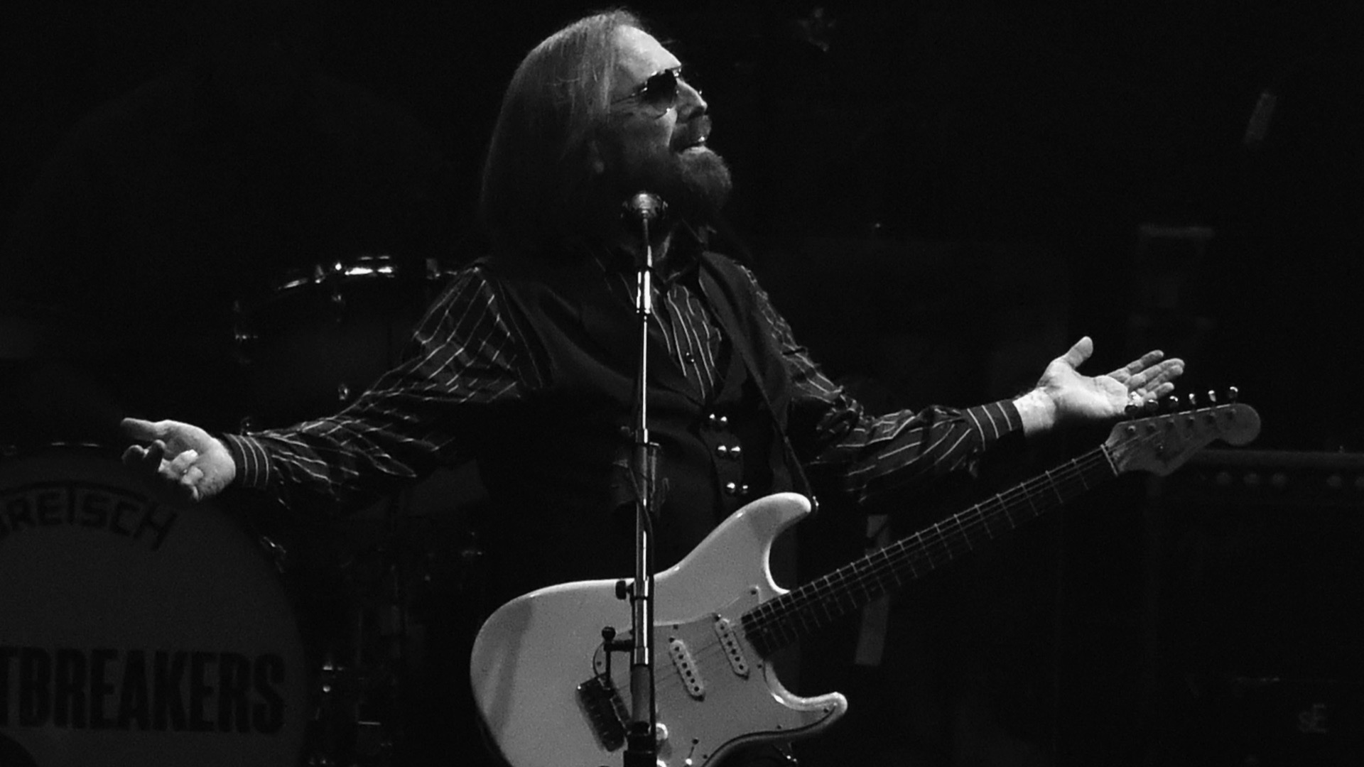 Music legend Tom Petty.