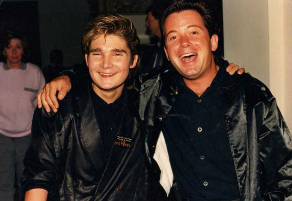 Corey Feldman and Jon Grissom.