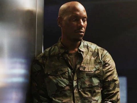 Fast and Furious star Tyrese Gibson.