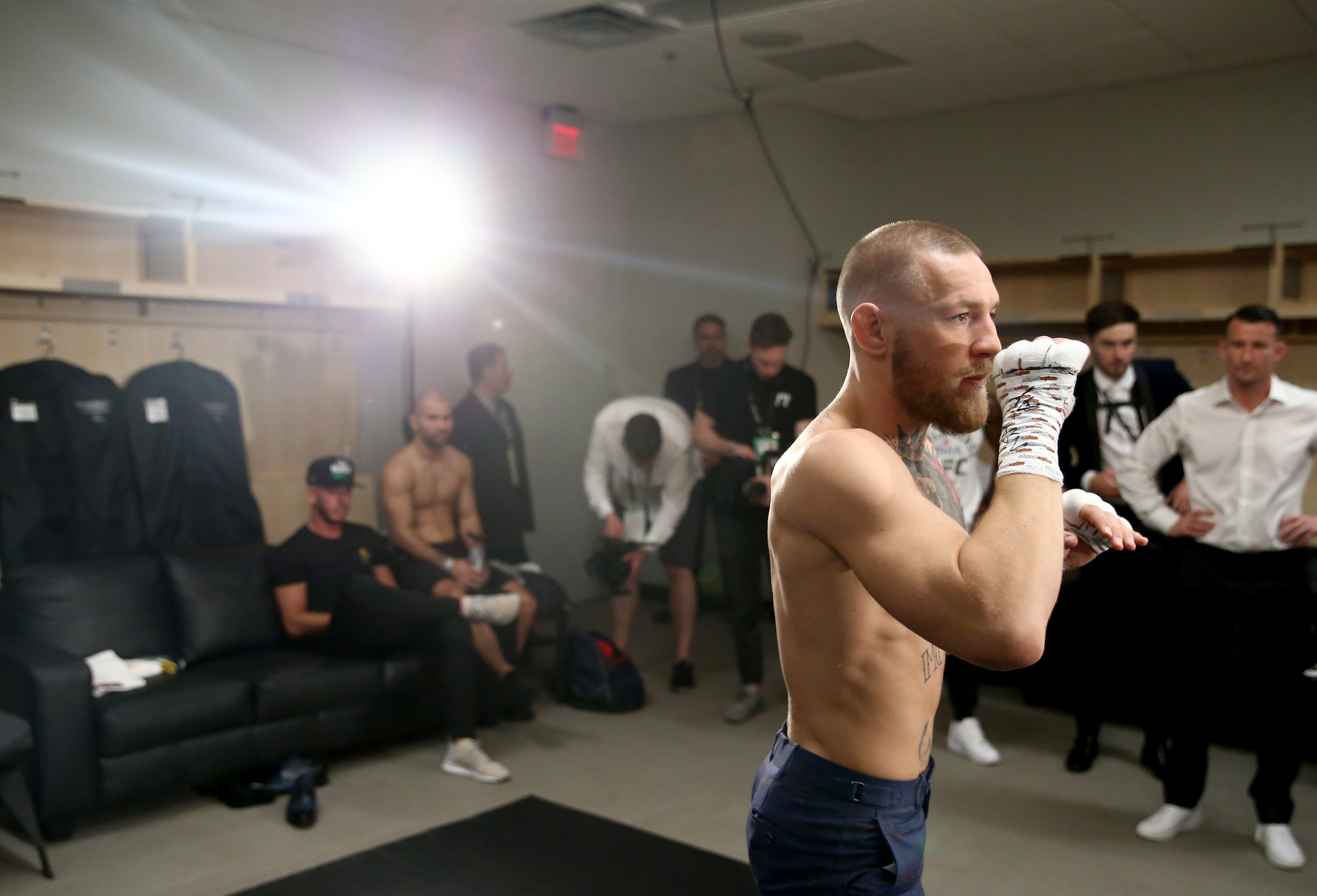 Inside The Mind Of An MMA Fighter