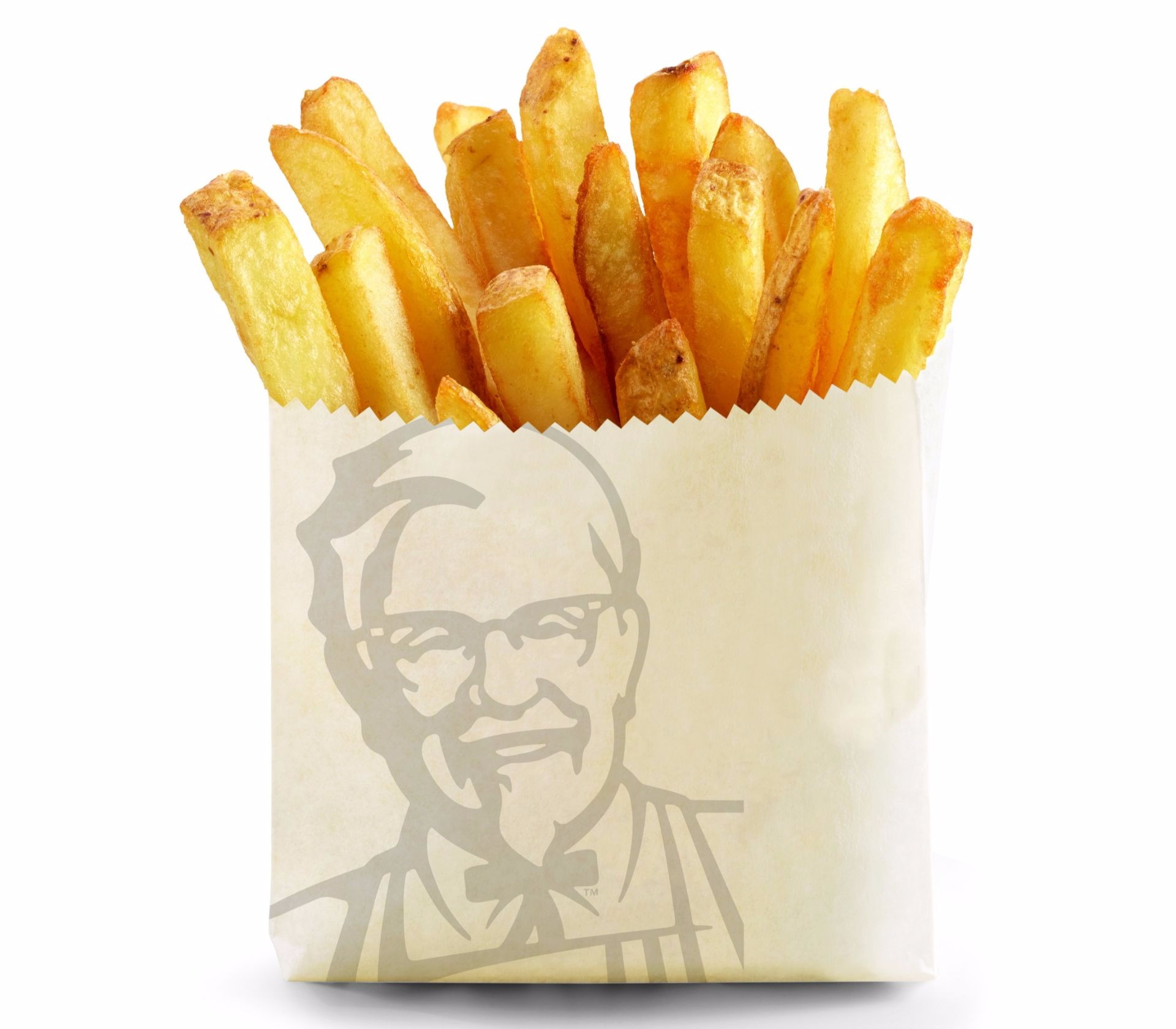 The new KFC fries.