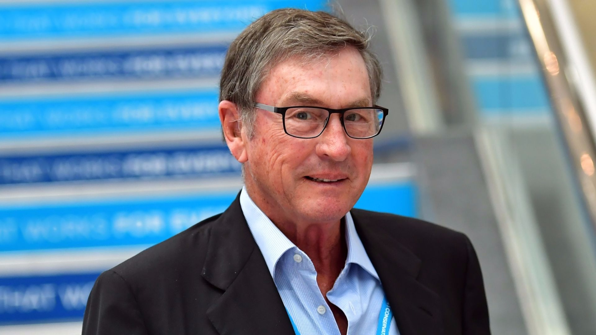 Conservative Party donor Lord Ashcroft.