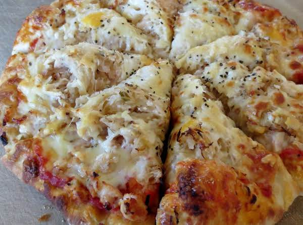 Sauerkraut Pizza