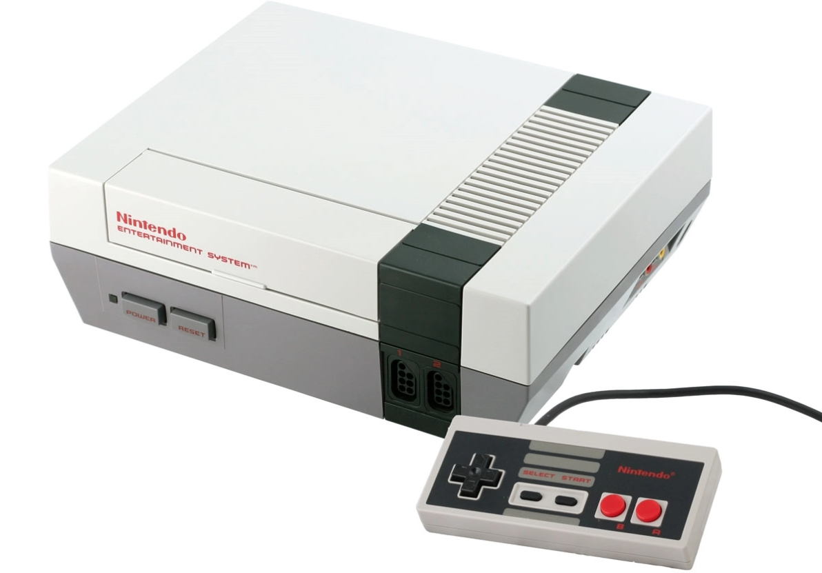 The Nintendo Entertainment System.