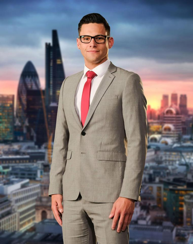 Andrew On The Apprentice