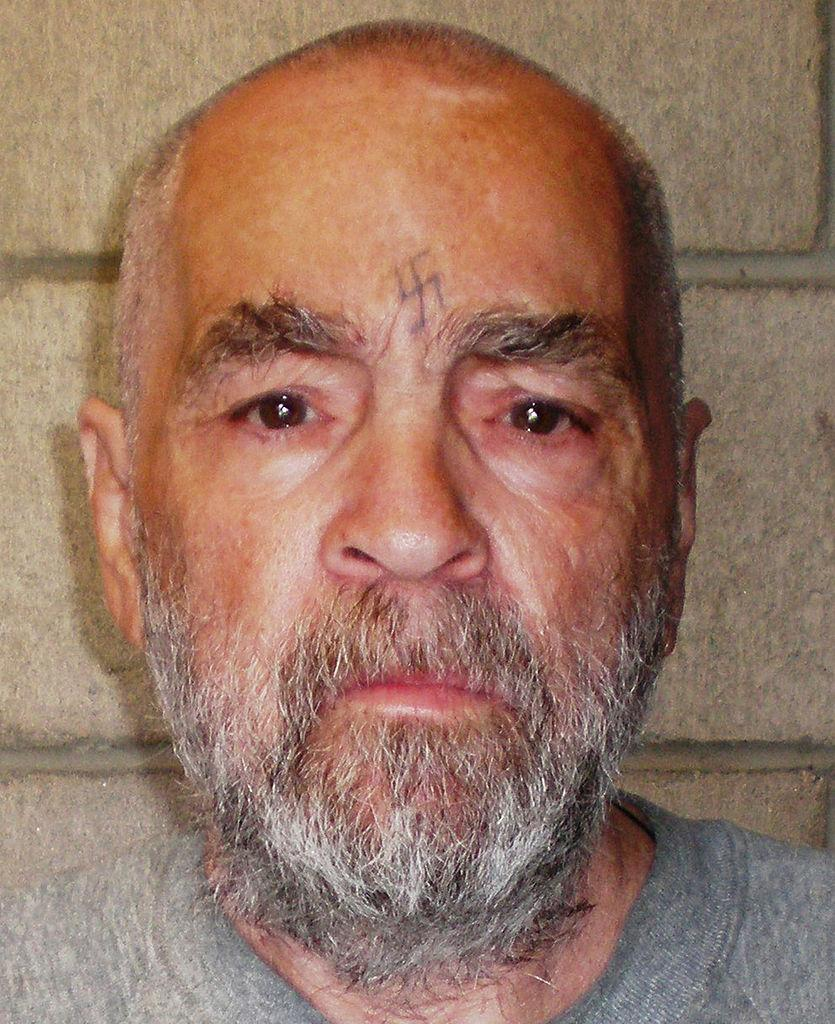 Charles Manson now.