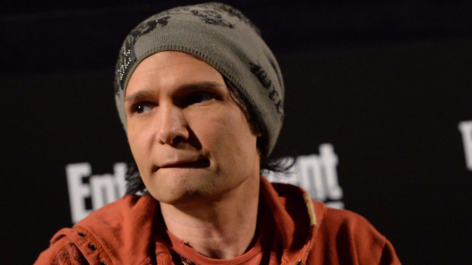 Actor Corey Feldman.