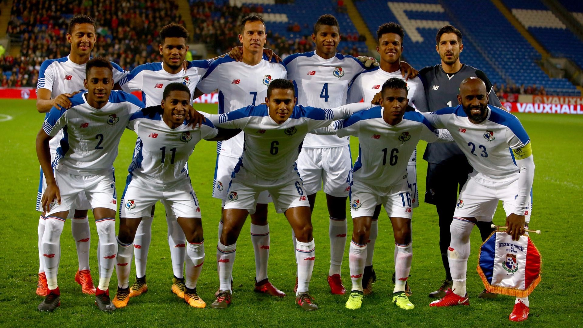 The Panama national football team.