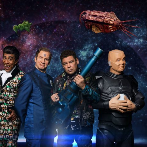 Was Red Dwarf VII the last time we'll see the gang?