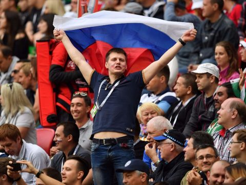 The Russia World Cup