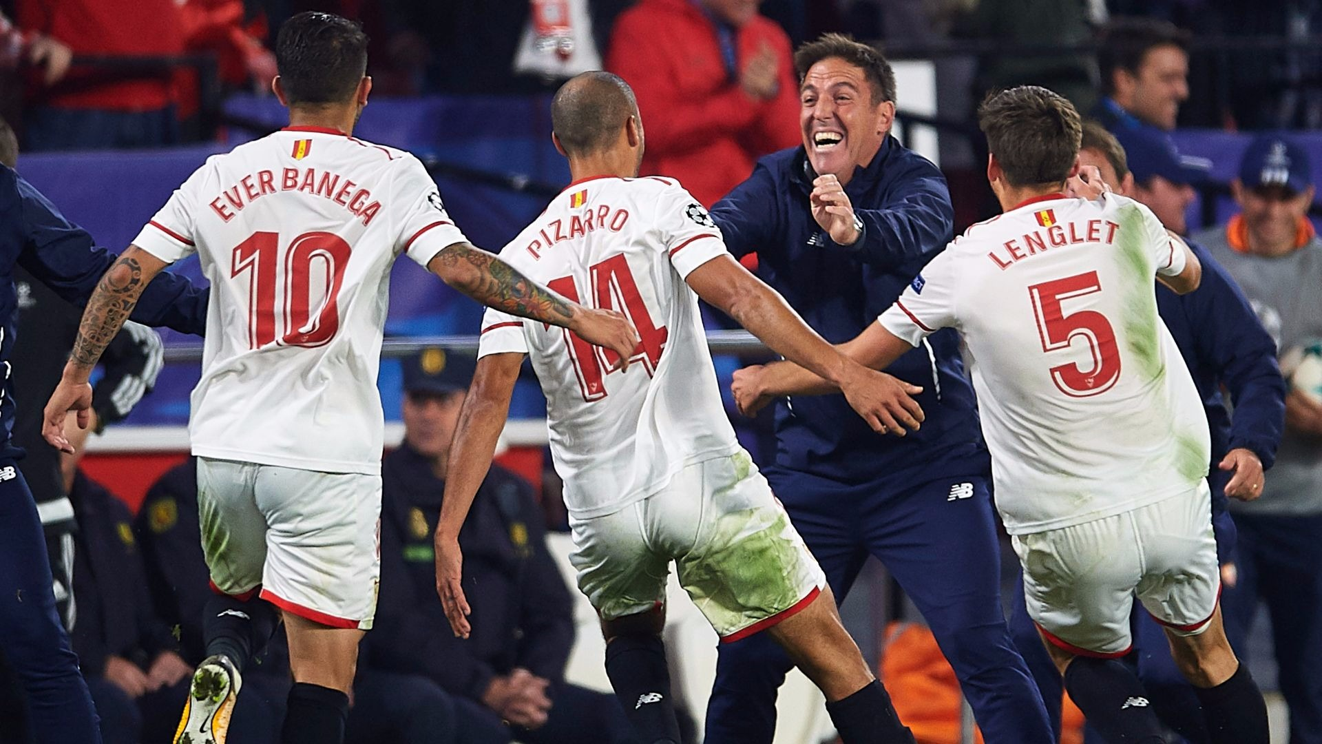 """Sevilla manager """"told his players he has cancer"""" at half-time of 3-3 Liverpool draw"""