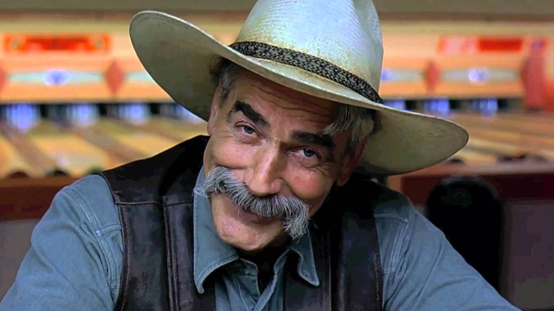 Sam Elliott in The Big Lebowski.