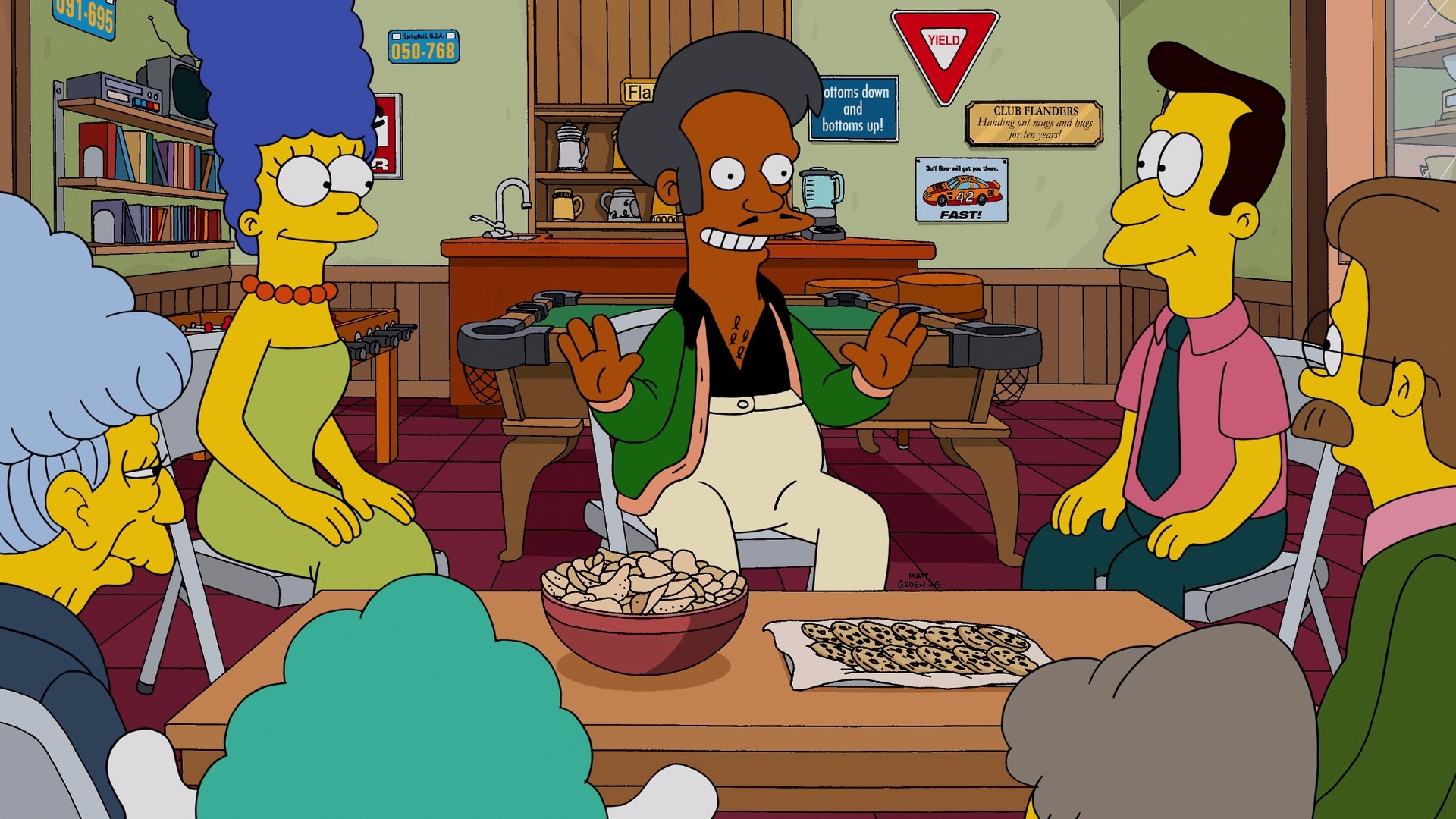 Is Apu About To Be Written Out Of The Simpsons Amid Racism Concerns?