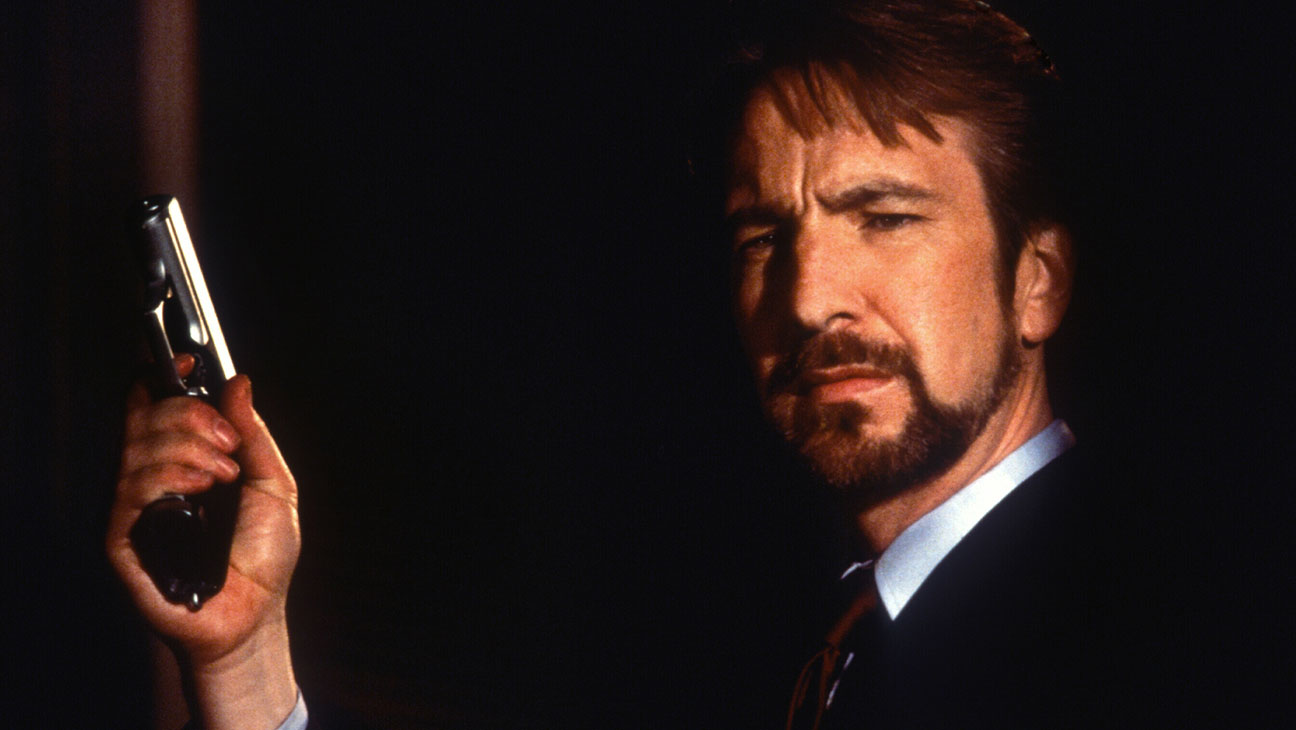 Alan Rickman in Die Hard.