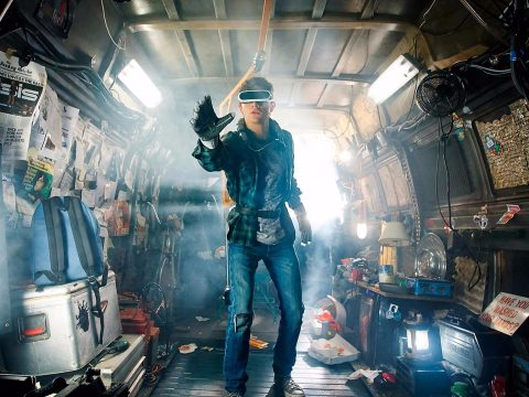 Ready Player One still.