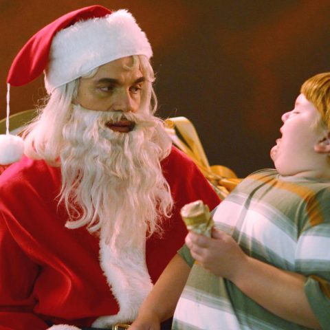 A still from Bad Santa.