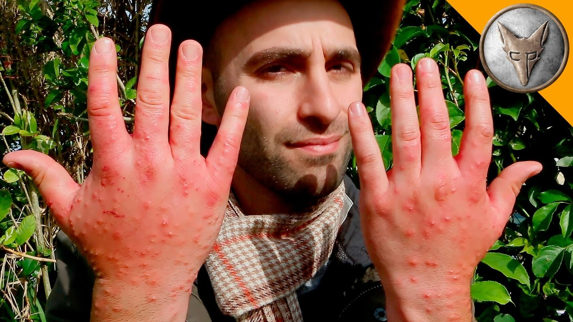 YouTube star Coyote Peterson.
