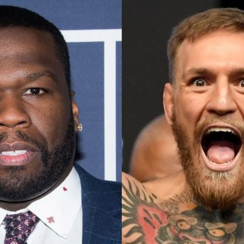 50 Cent and Conor McGregor.