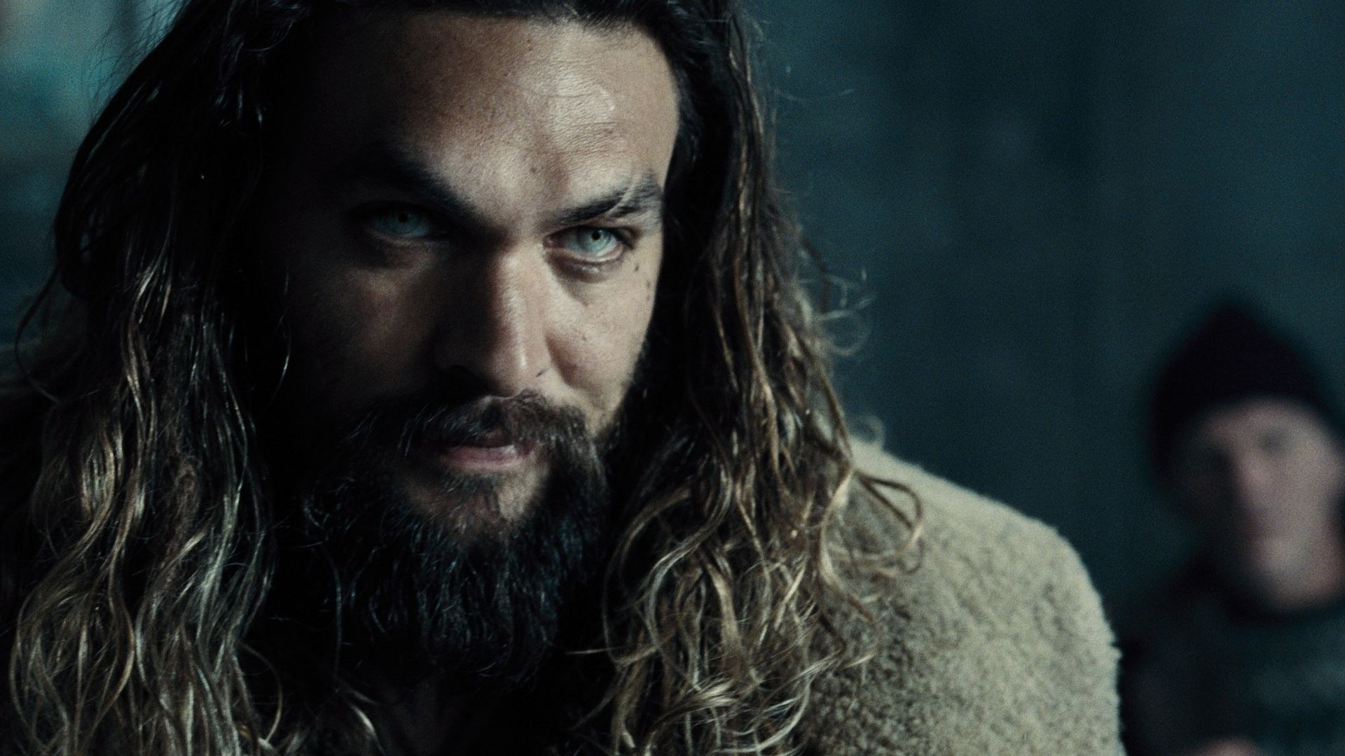 Justice League star Jason Momoa.