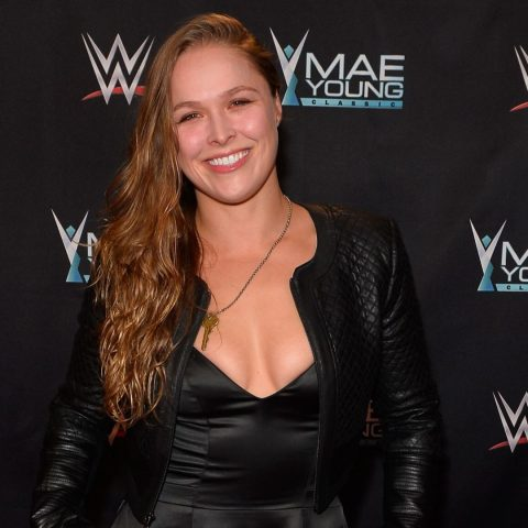 Ronda Rousey is coming to WWE.