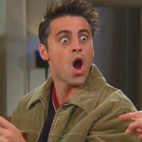 Joey from Friends.
