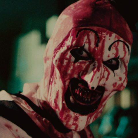 Art the Clown from Terrifier.