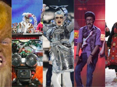 Some of the good, bad and ugly Eurovision stars of years gone by.