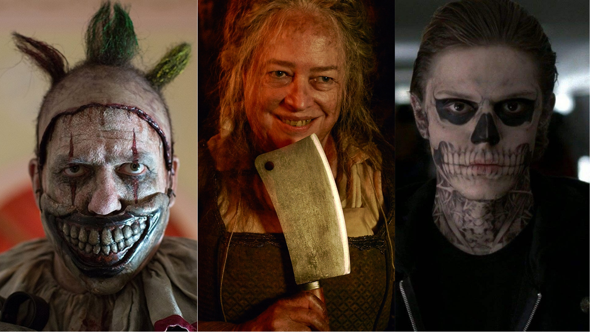 Some of American Horror Story's most notable scares.