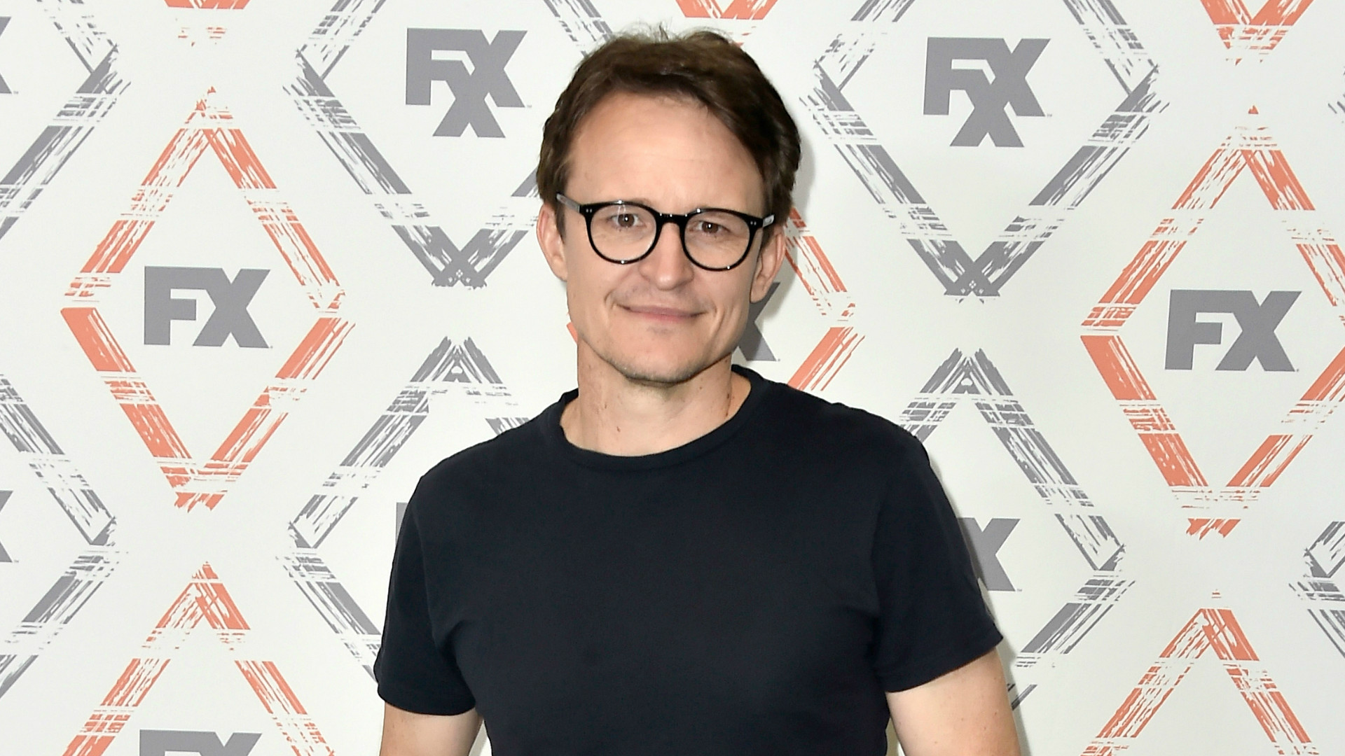 Damon Herriman: the man picked to play Charles Manson.