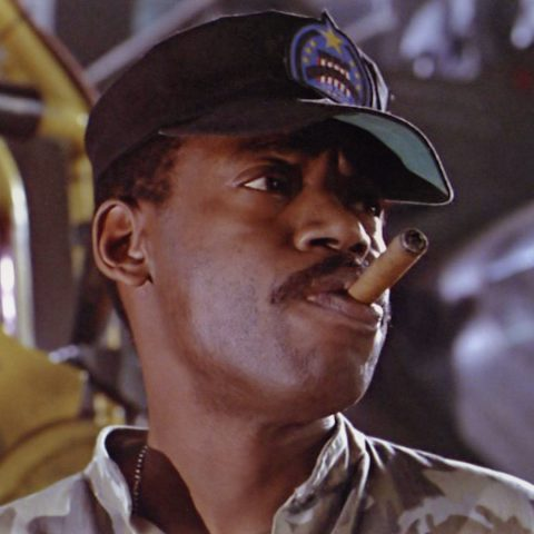 Al Matthews as Sergeant Apone in Aliens.