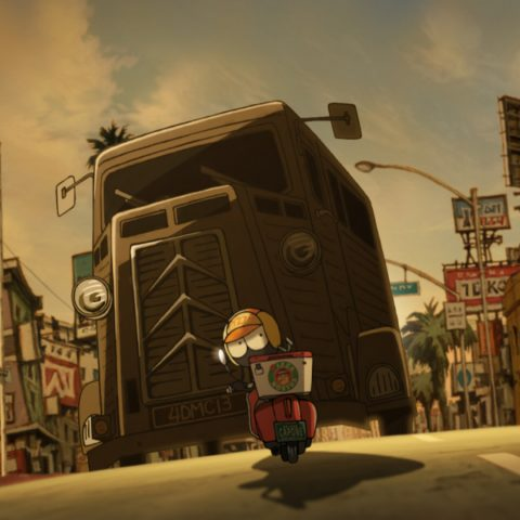MFKZ might just be the most stunning sci-fi anime since Ghost In The Shell