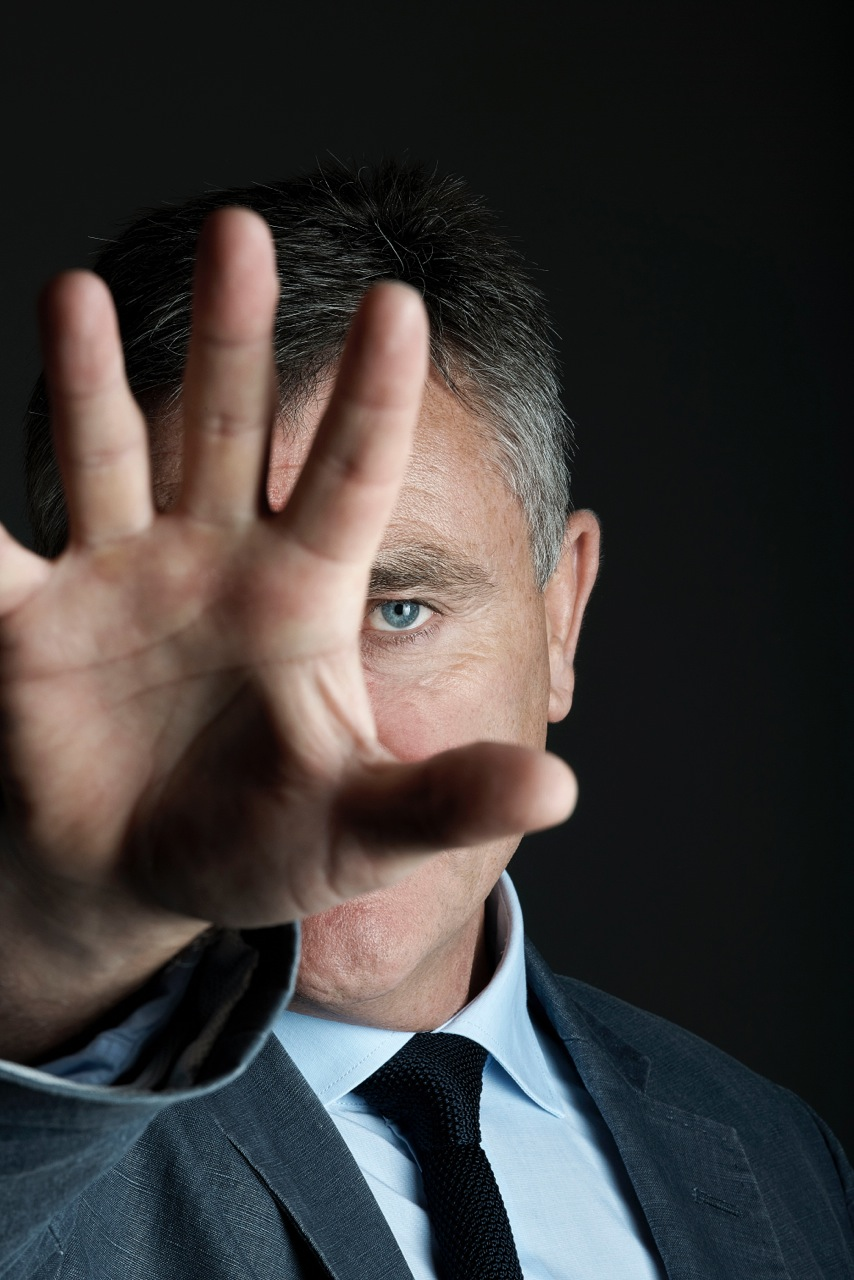 Andy McNab thinks only ad men can beat Isis