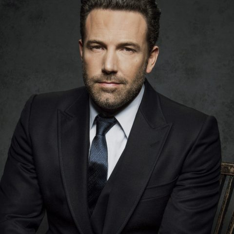 Ben Affleck who is about to star with Henry Cavill in Batman vs Superma