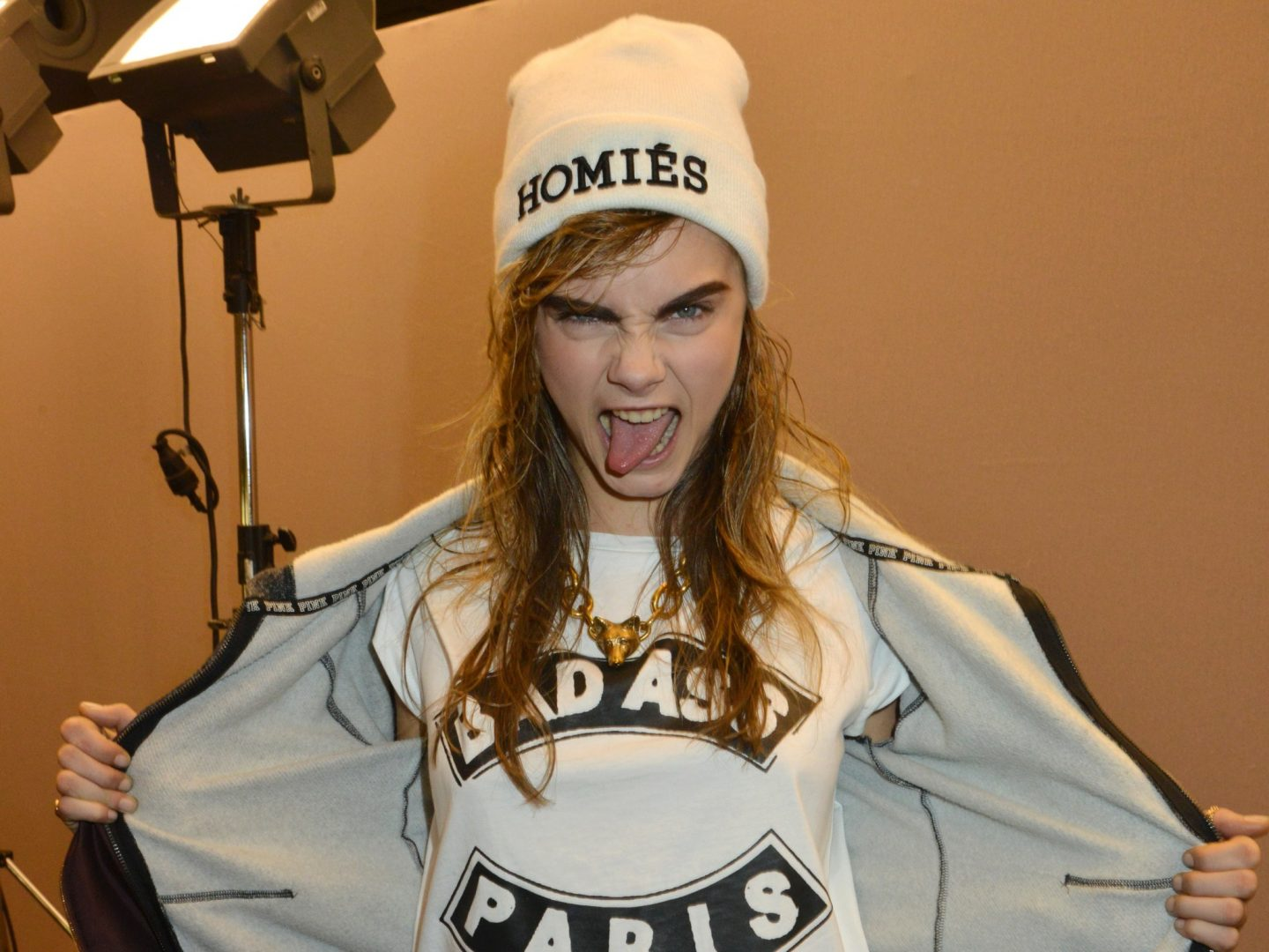 Cara Delevingne would die for her friends and lovers
