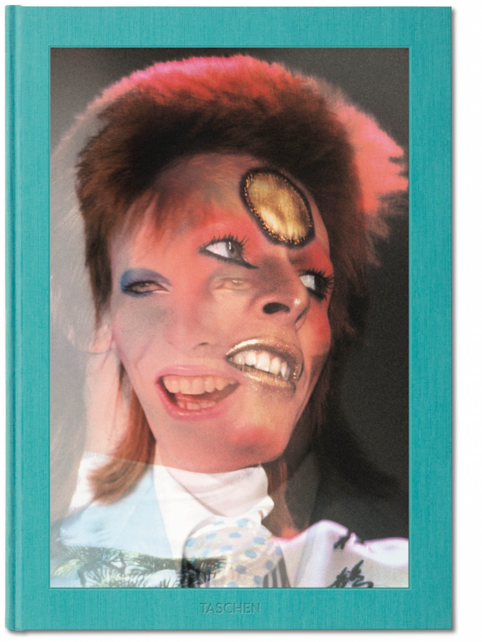 Spiders From Mars man David Bowie on the cover of Mick Rock's new book in Loade