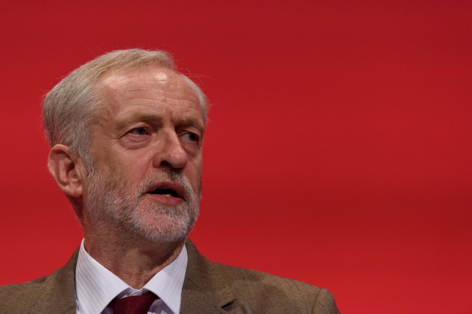 Labour leader Jeremy Corbyn could be what Adam Curtis longs for