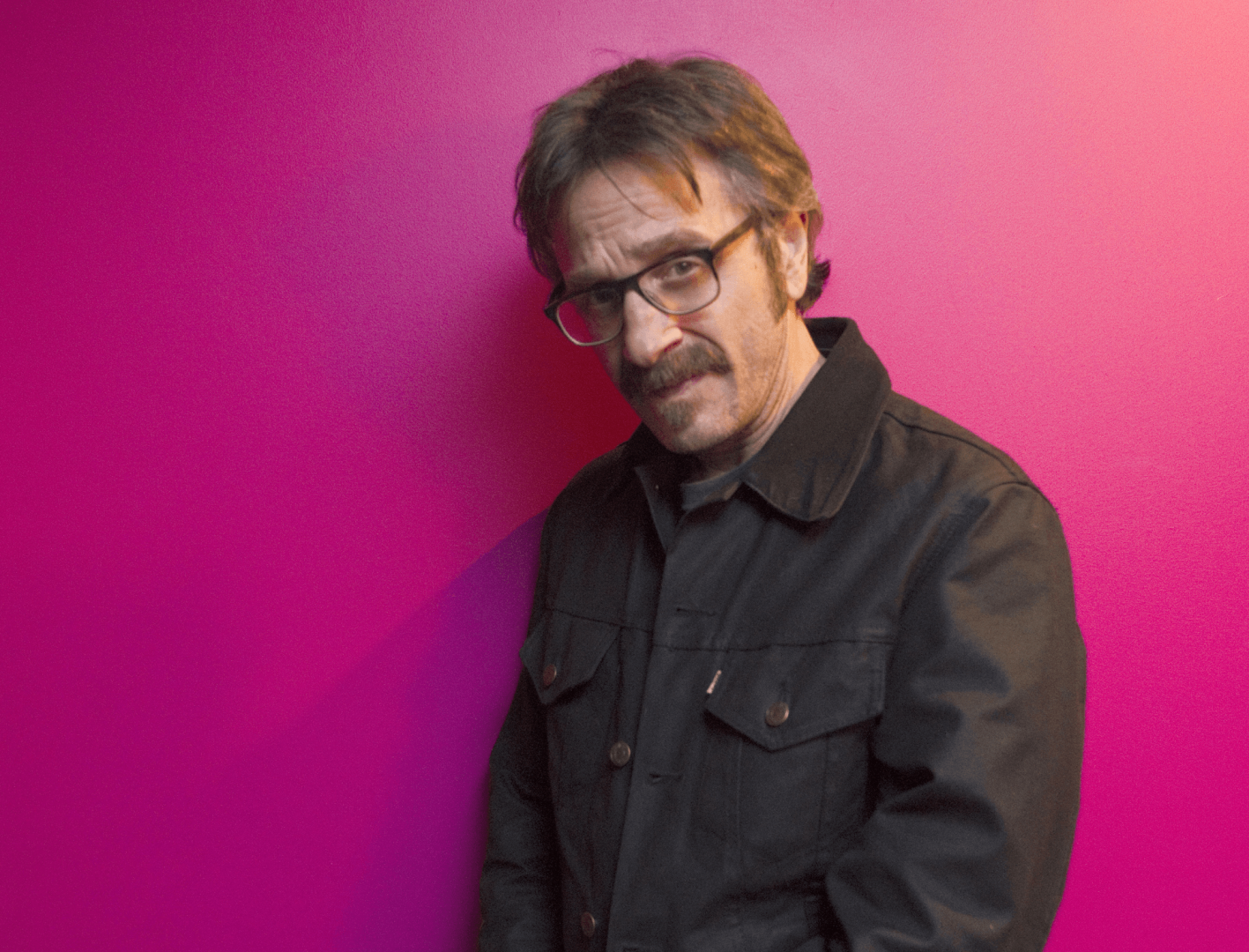 Marc Maron shares his tough lessons from a life lived on the edge